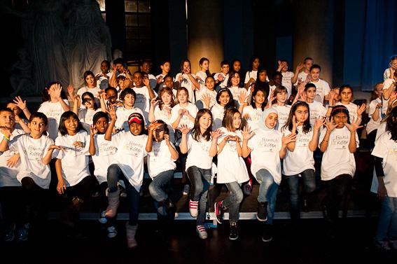Konsert med Framtidskören - Barn i världen