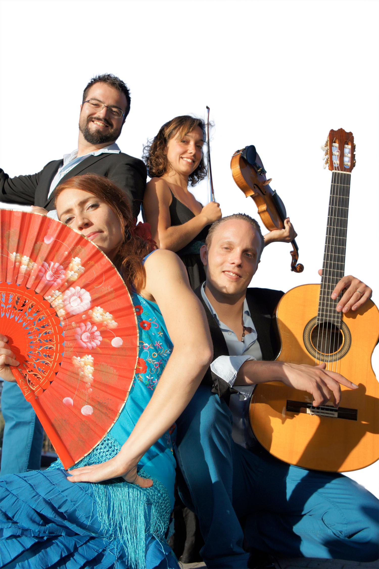 Barn på Skeppsholmen - Tronco Flamenco