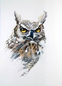 Akvarellkurser med Daniel Luther