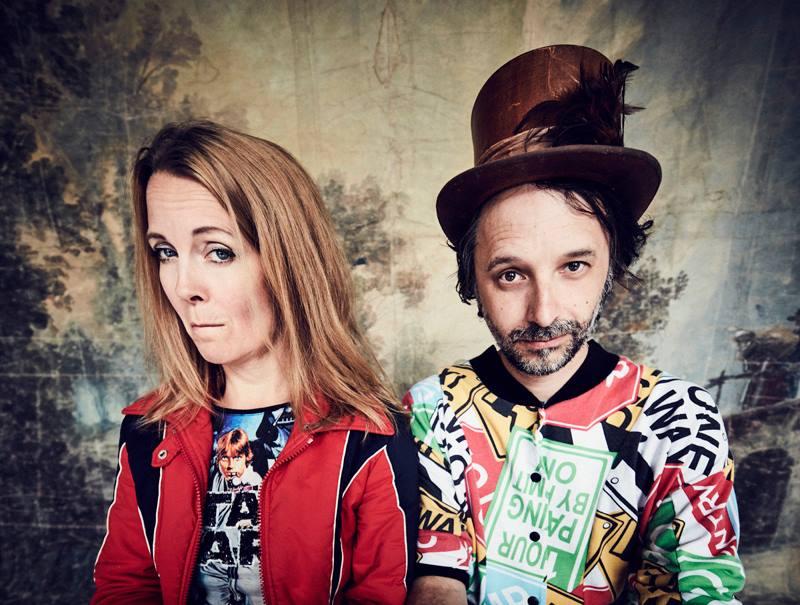 Emma Nordenstam och Karl Jonas Winqvist - Releasefest och konsert