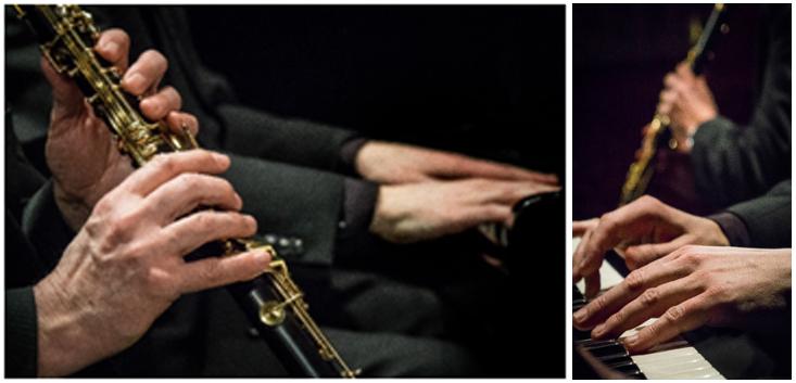 Duo Aeternica - Konsert med Kjell Fagéus & Love Derwinger