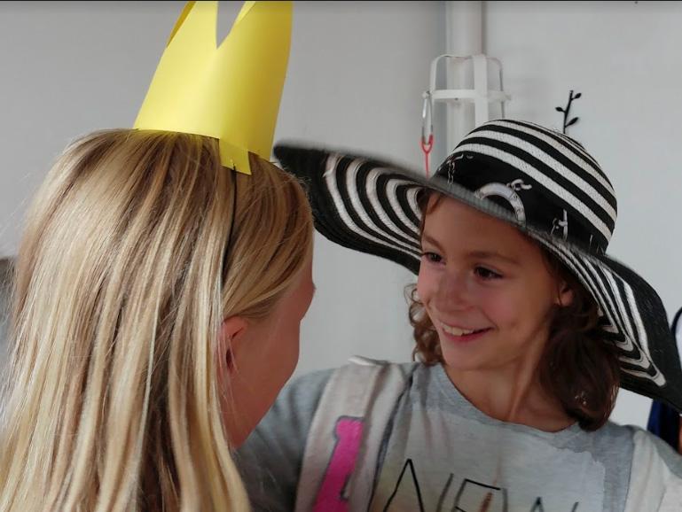 Skeppsholmslägret - Teaterläger 2018 för barn 9-13 år