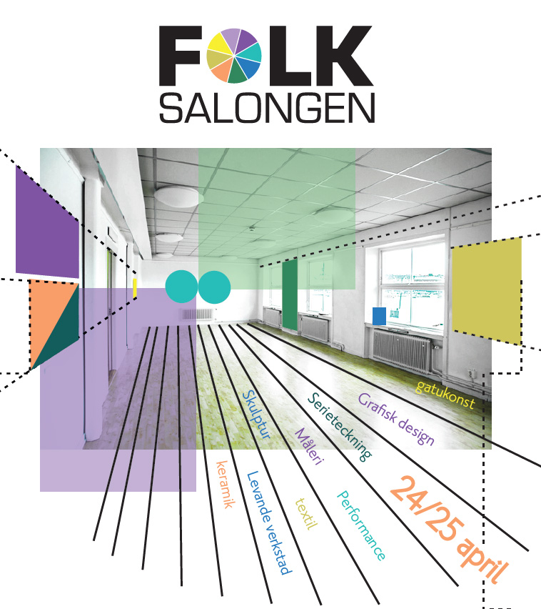 FOLKsalongen - Vernissage