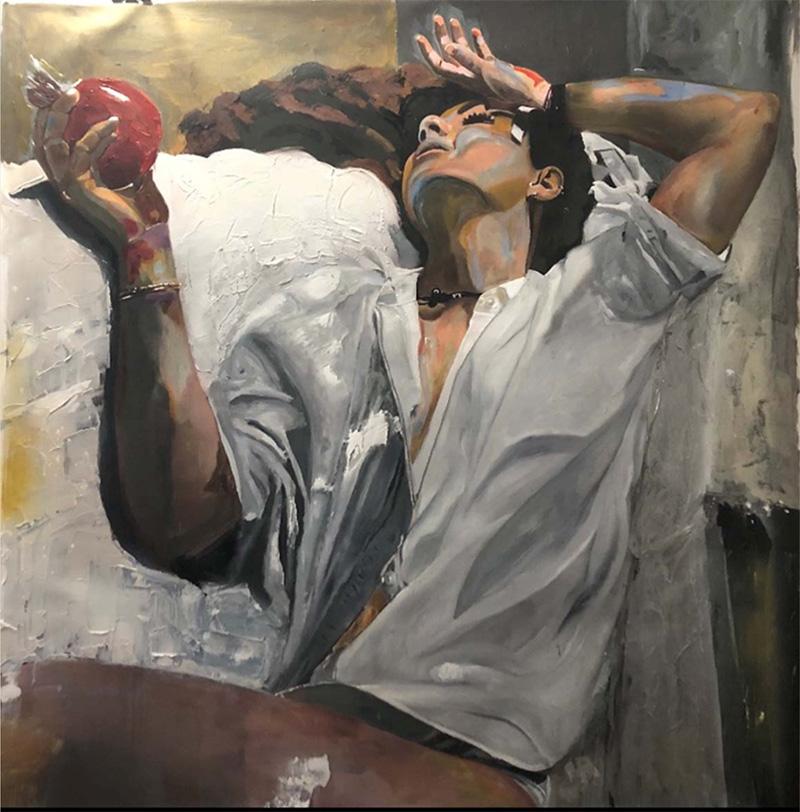 Utställning: NEVER AGAIN, Pilar Correa (privat vernissage)