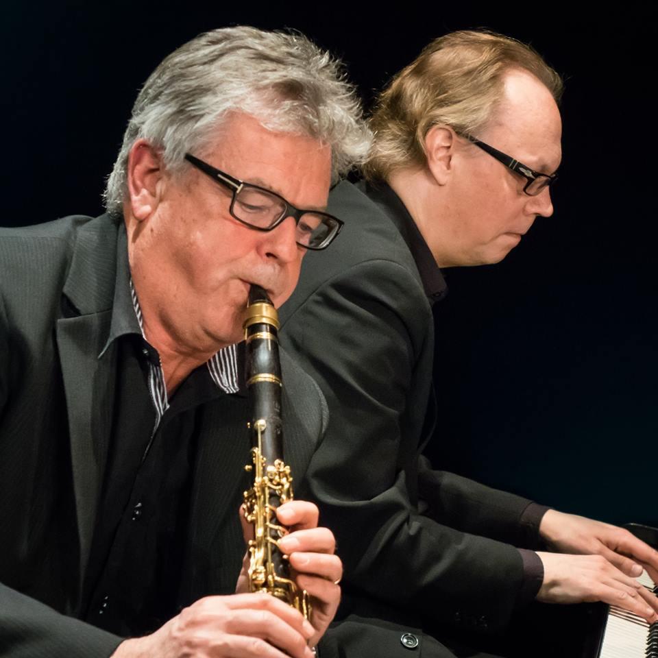 Konsert - Duo Aeternica - Kjell Fageus, klarinett och Love Derwinger,