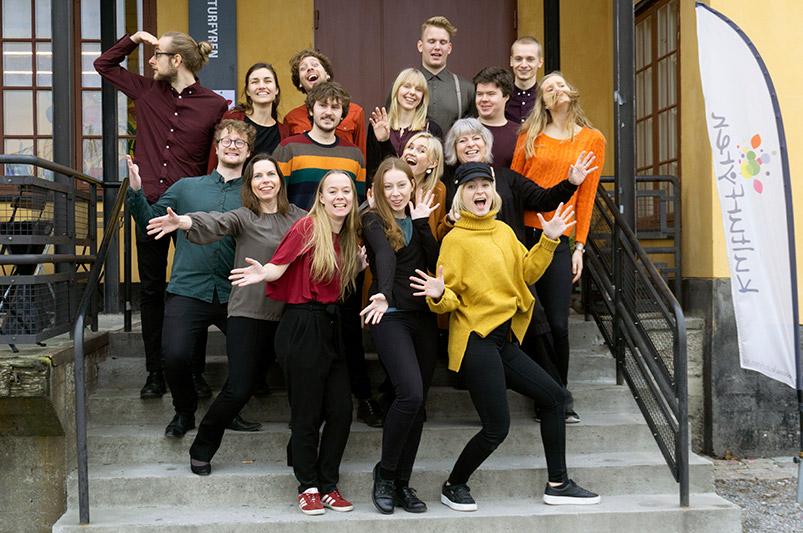 Vocal Colors ger konsert i Strängnäs