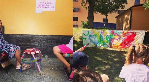 Skeppsholmslägret - Konst och filosofiläger