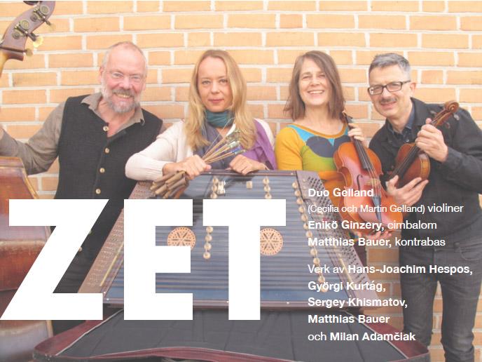 Konsert - ZET Ensemble