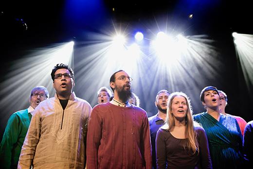 Konsert: Gränslösa Röster - Alla lika - alla olika