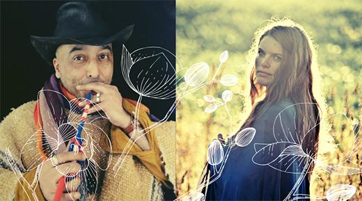 Mapuche, drömmar och ljudlandskap - konsert