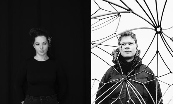 Samtida musik presenterar Zoe Efstathiou och Egil Kalman - Athroa