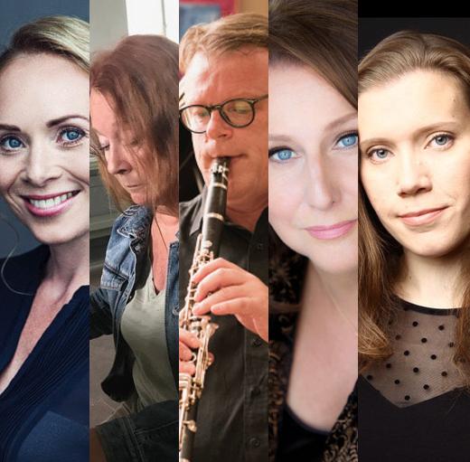 Classical Chamber Music Stockholm - Amerikansk afton - INSTÄLLT