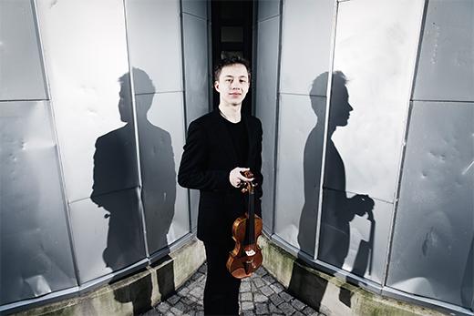 Konsert med Johan Dalene och unga musiker - Livestream