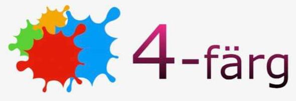 4-färg - samlingsutställning